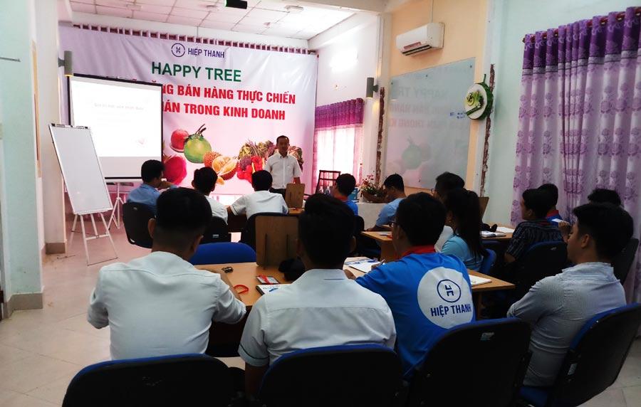 Pro-sales: Nơi tổ chức hội nghị, hội thảo, phòng đào tạo,... chuyên nghiệp tại Cần Thơ.