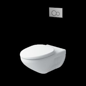 Bàn cầu INAX AC-23PVN (1 khối)