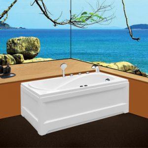Bồn tắm nằm Euroca EU1-1475