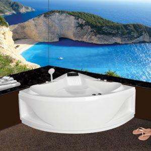 Bồn tắm góc Euroca EU4-1400