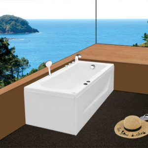Bồn tắm nằm Euroca EU5-1775