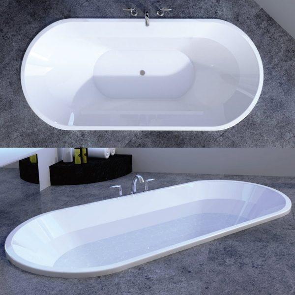 Phòng tắm oval Việt Mỹ VO1575