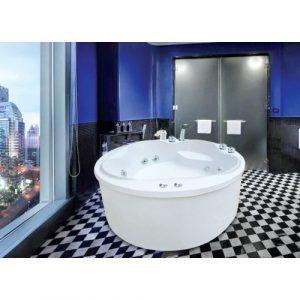 Bồn tắm tròn Milano M0140
