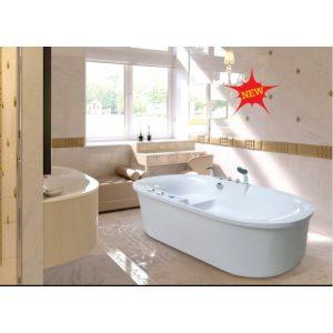 Bồn tắm oval Milano M0168