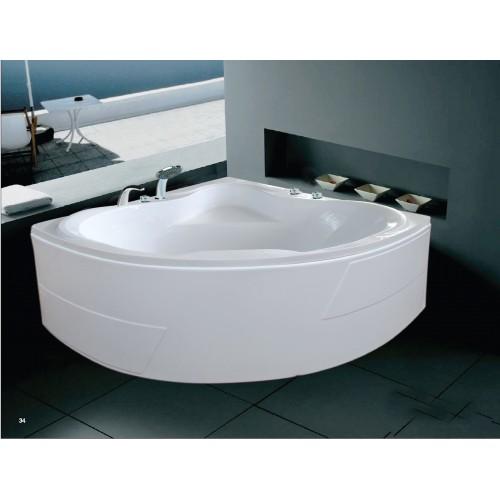 Bồn tắm góc Milano M1300