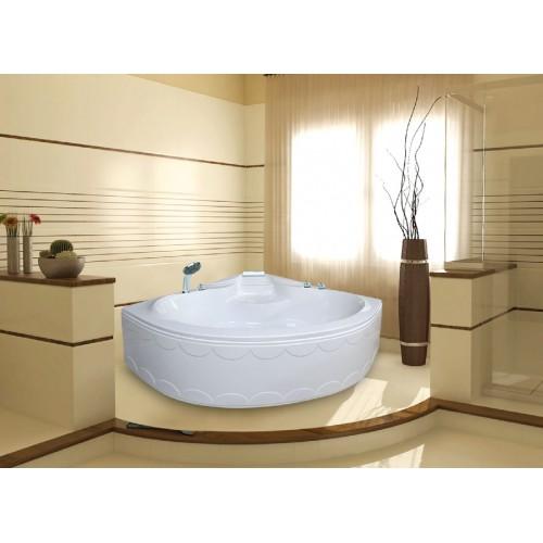 Bồn tắm góc Milano M1400