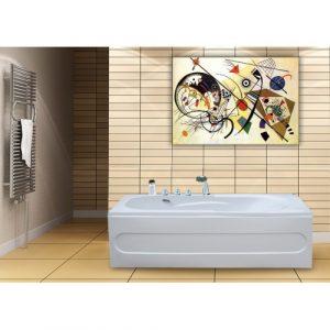 Bồn tắm dài Milano M2680