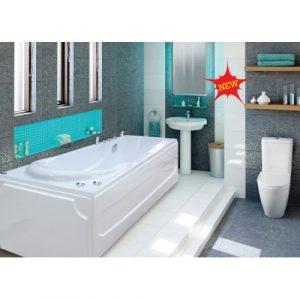 Bồn tắm dài Milano M3680