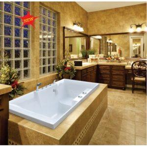 Bồn tắm dài Milano M3770 (2)