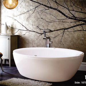 Phòng tắm oval Việt Mỹ 19O