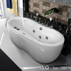 Phòng tắm oval Việt Mỹ 15O